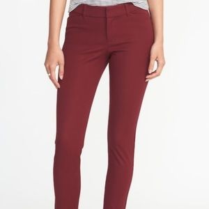 Old Navy Chino Pixie Pants